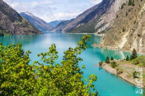 Is This Really In Canada? Yep, Seton Lake.